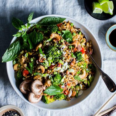 Aziatische rijst
