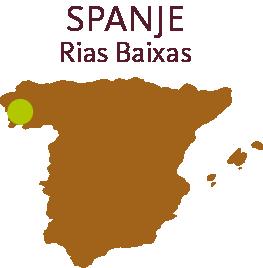 Spanje - Rias Baixas